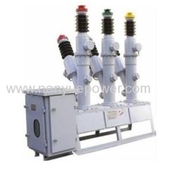 Model LW high voltage SF6 circuit breaker