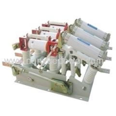 Indoor AC High Voltage Vacuum Load Break Switch and Fuse Combination Apparatus