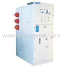 KYN Model Removable AC Metal-clad Switchgear