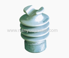 Porcelain post insulators for high voltage