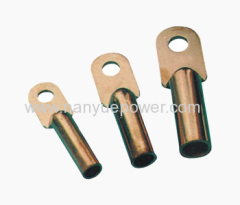 Copper lug with oil seal