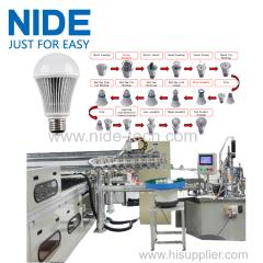 Automatic LED light production machine