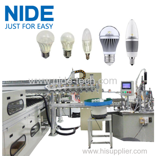 Customized LED light production line