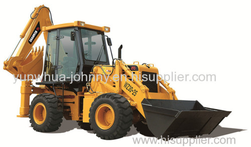 Chinese cheap mini backhoe loader price for sale