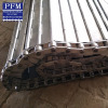 stainless steel flat felx wire mesh conveyor belt