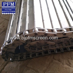 Stainless Steel Flat Wire Belt