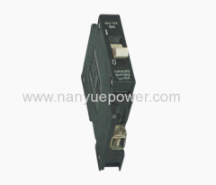 Hydraulic magnetic miniature circuit breaker