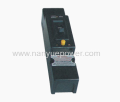S250LE Residual current circuit breaker with over current protection