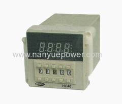 Model HC Timing relay