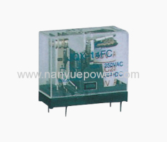 Quality Model JOX-F General relay