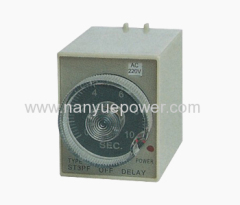 Model ST3P Timing relay