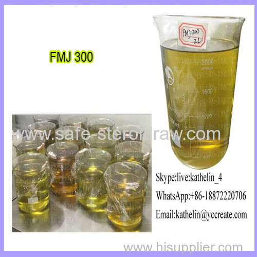 Steroid Oil Injection Gear FMJ 300 Semi Finished For Bodybuilding