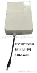 12v lithium battery rechargeable -40 degree low temperature