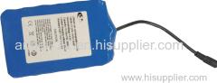 12v 13AH Li NMC battery for one-in-all solar street light