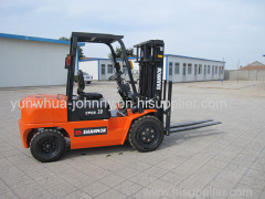 All Terrain Cheap Diesel Forklift Truck CPC/CPCD30 Price with CE