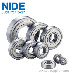 Inch R series Groove ball bearings