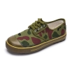 Military lace casual shoes