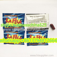 LA PELA erection pill for men enhancement with accepting paypal
