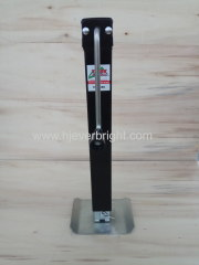 7000LBS Capacity trailer jack with stabilizer