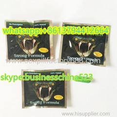 green natural stong formula anaconda aphrodisiac tablets stronger penis capsules