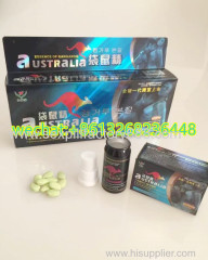 natural Australia kangaroo Essence sex enhancer male products