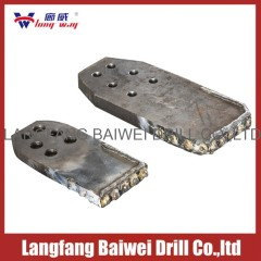 Head of Pilot Drill Bit
