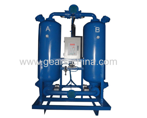 China Manufacturers Adsorption dryer air compressors
