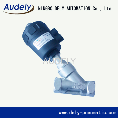 angle valve stainless steel
