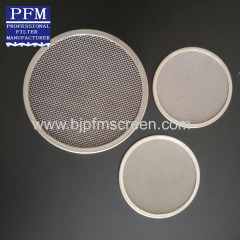round shape stainless steel disc