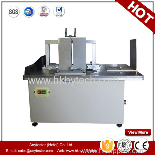 Plastic & Rubber Profile Sample Cutter