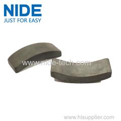 Статор арочного типа магнитного феррита блок материал