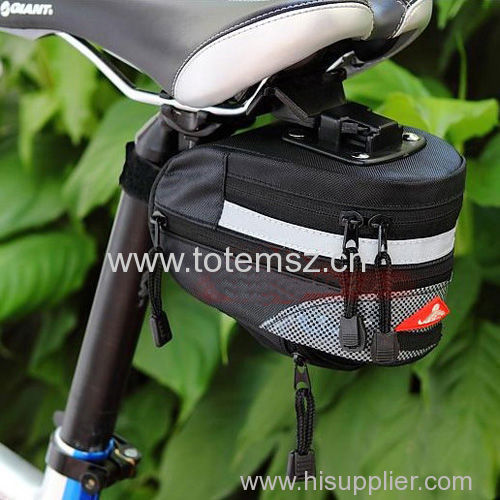 Bicycle Saddle back Seat Rear Bag