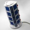 12 multi plug power strip