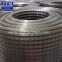 stainless steel welded wire cloth