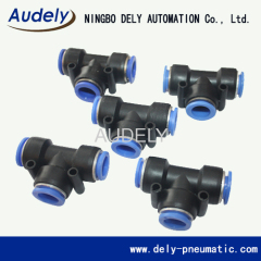 plastic pneumatic fittings china