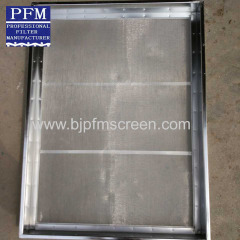 Stainless Steel Wire Mesh Sheet