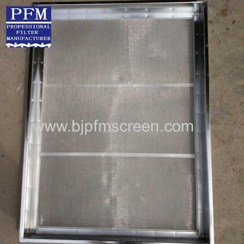SS wire mesh sheet