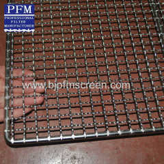 mesh tray for food roast