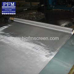 50 micron stainless steel mesh screen