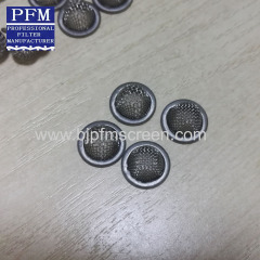 stainless steel link filter