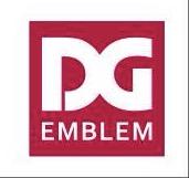 DG Metal Emblem