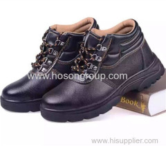 Men lace safety footwear