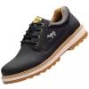 Men PU casual shoes