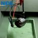 2 полюса катушки коллектора статора двигателя порошковое покрытие машины