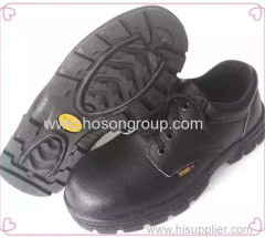 Lace up men safety footwear