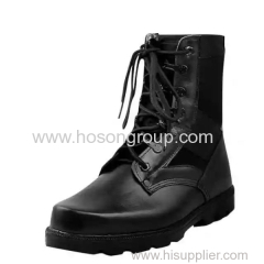 Men tie up ankle boots
