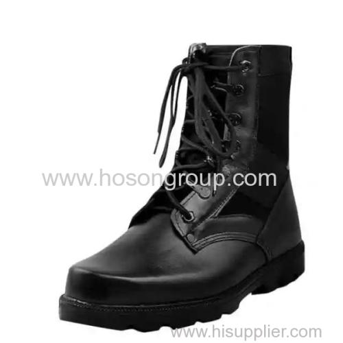 Men tie up ankle boots