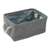 Collapsible Polyester Storage Bin