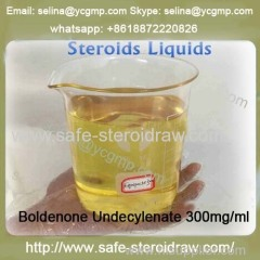 Muscle Building Equipoise 300 mg/Ml semi-finished steroid Boldenone Undecylenate 300 mg/Ml