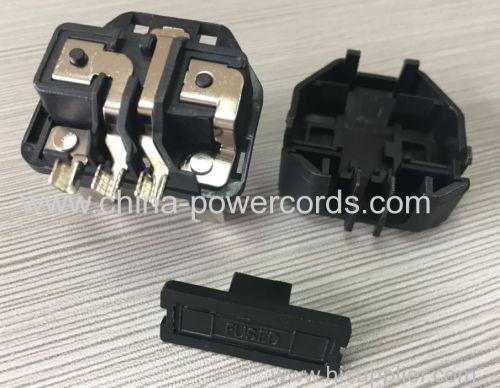 UK type plug inserts